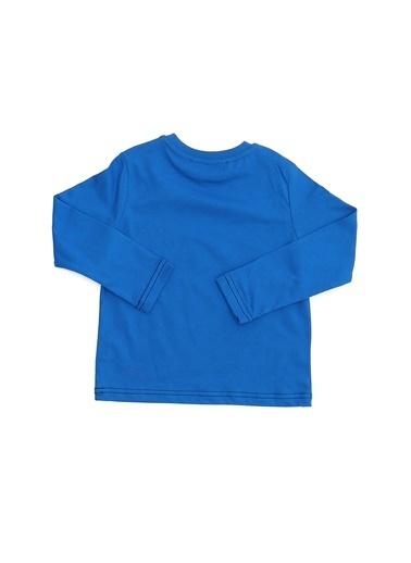 Funky Rocks Tişört Mavi